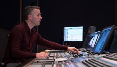 Chris Burdon - WBSound - London