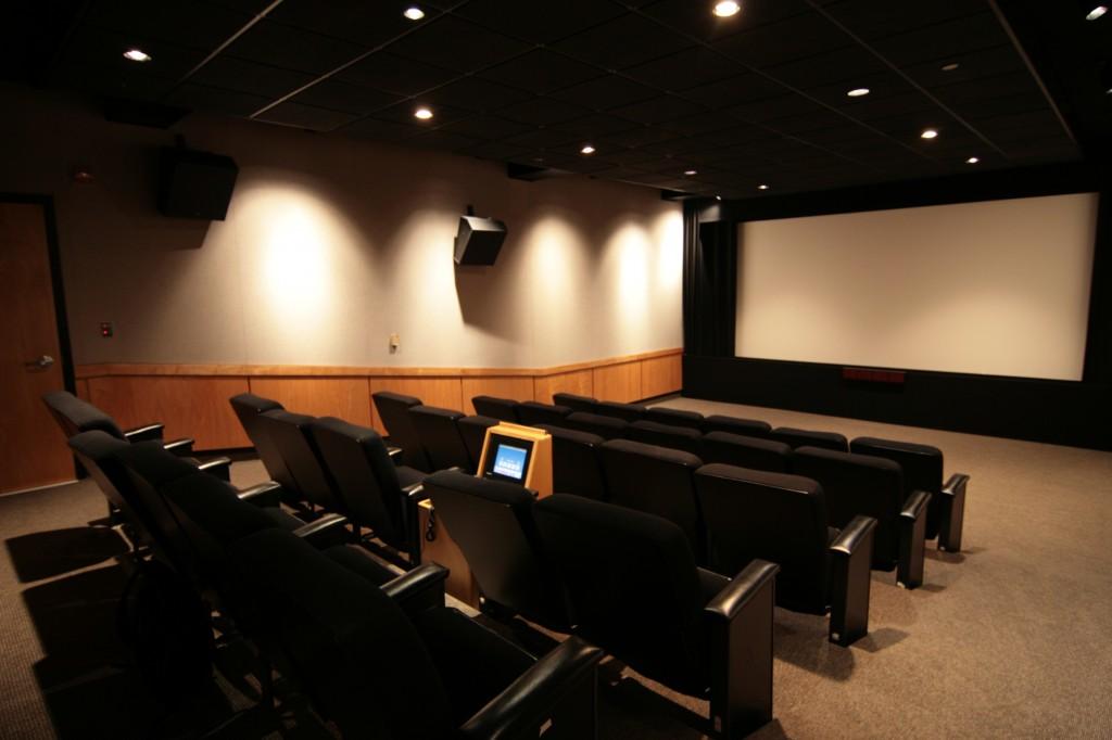 Screening Room 21 Warner Bros Sound