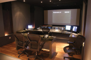 Audio Mastering Re-Recording Stage