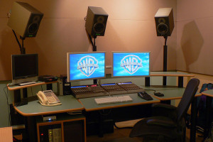 Sound Editorial Rooms