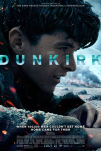 """Dunkirk"" – in theatres this weekend!"