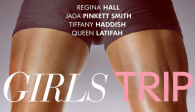 "Take a trip to see ""Girls Trip"" – in theaters this Friday!"