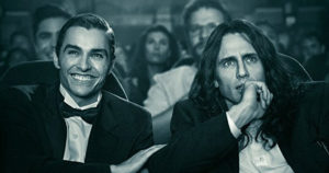 """""""Disaster Artist"""" is in theaters today!"""