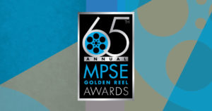 MPSE Golden Reel Nominations