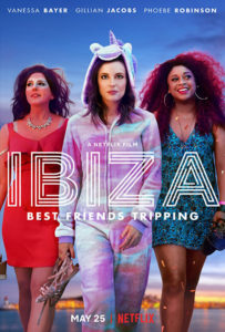 "Check out ""Ibiza"" on Netflix now!"