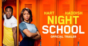 "It's time for ""Night School""!"