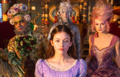 """""""The Nutcracker and the Four Realms"""" in theaters now!"""