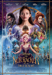 """The Nutcracker and the Four Realms"" in theaters now!"