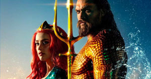 "Swim into theaters over the holiday and experience ""Aquaman"""