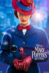 """Disney""""s """"Mary Poppins Returns"""" is now in theaters"""