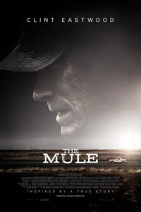 "Don't miss Clint Eastwood's ""The Mule"" in theaters today!"