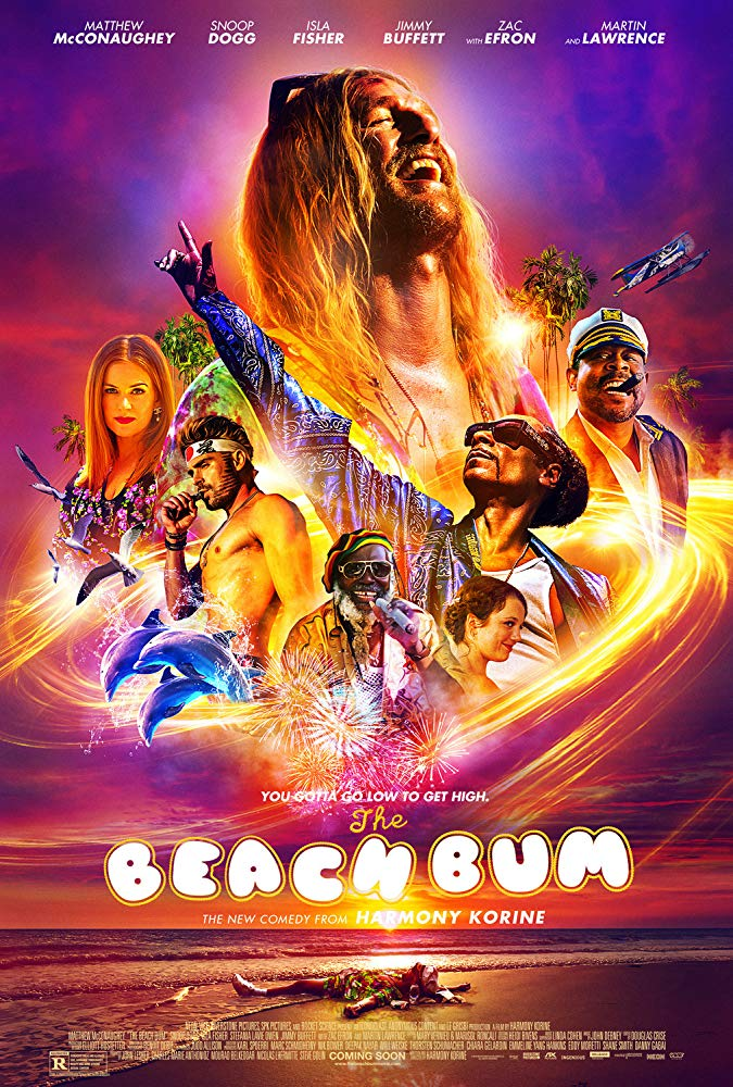 """The Beach Bum"" opening on Friday!"