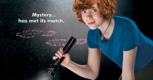 "Don't miss ""Nancy Drew and the Hidden Staircase"""