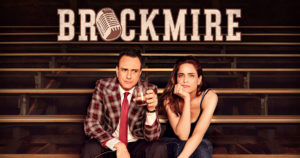 "Season 3 of the Hank Azaria-led baseball comedy ""Brockmire"" premieres on IFC tonight."