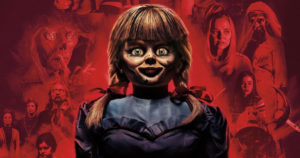 """Annabelle Comes Home"" and to a theater near you on June 26th!"