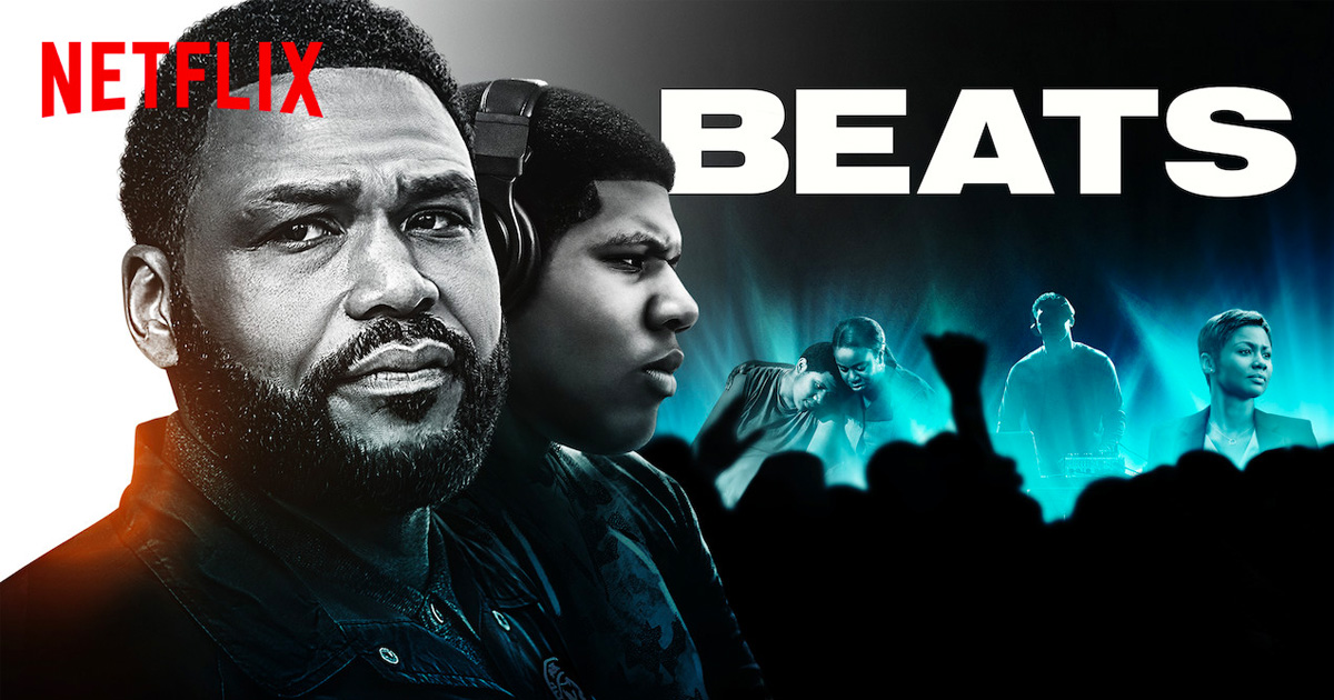 "Be sure to check out ""Beats"" premiering on Netflix this Wednesday, June 19th!"
