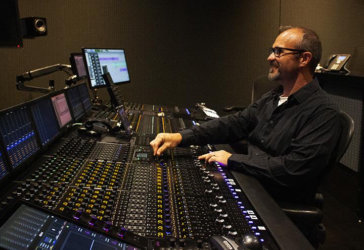 Warner Bros. Sound - Sean Bryne