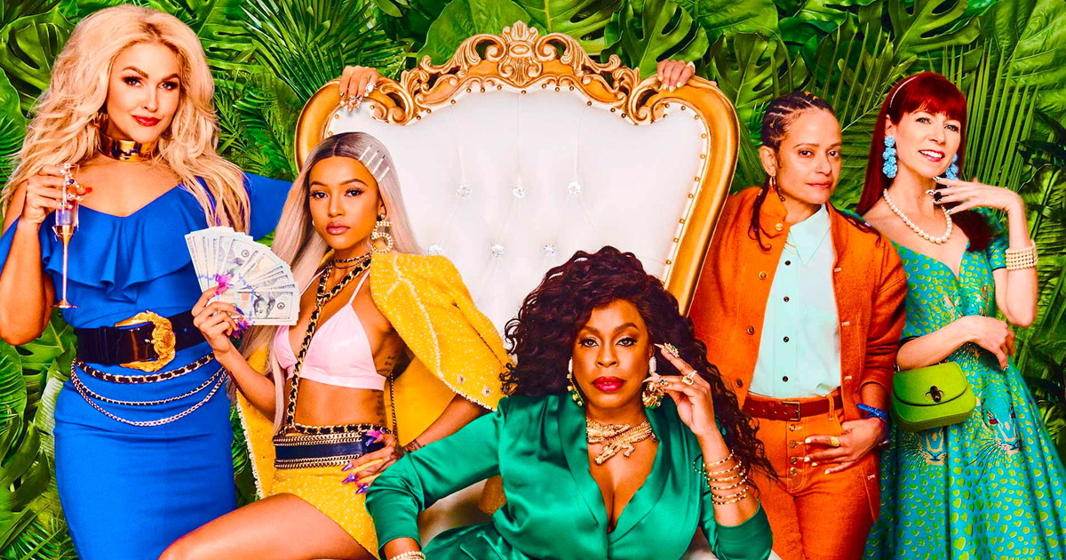 """Claws"" - returns for Season 3, Sundays on TNT 9/8c!"