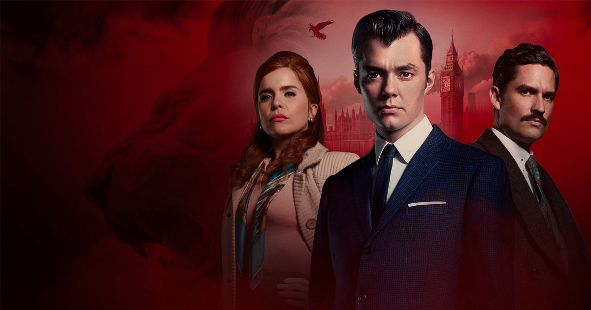 """Pennyworth"" premiering on Epix this Sunday, July 28th 9/8c"