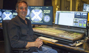 Randy Singer - Foley Mixer
