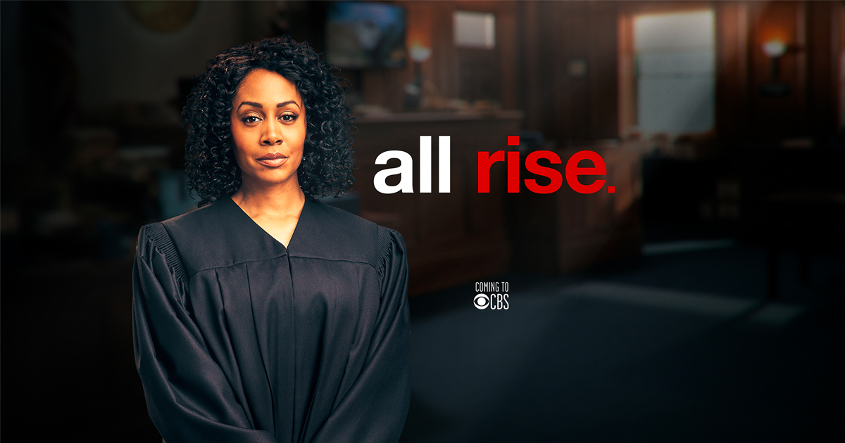 "Monday, Sept 23rd is the Premiere of new CBS drama ""All Rise"""
