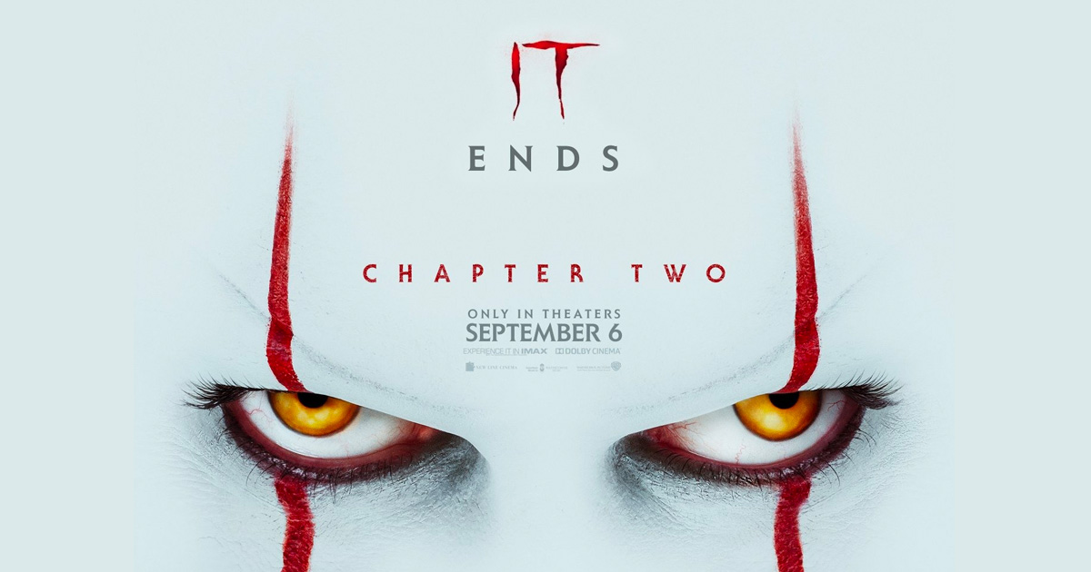 "If you've been dying to go back to Derry, Maine, the quickest route is a ticket to ""It Chapter Two"" in theaters this weekend!"
