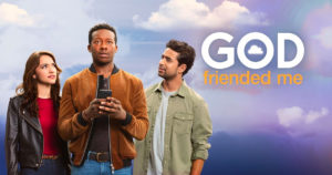 "Season 2 of ""God Friended Me"" is now CBS – Sundays, 8/7c"