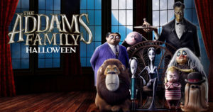 """October just got spookier with the return of """"The Addams Family"""" in theaters this Friday!"""