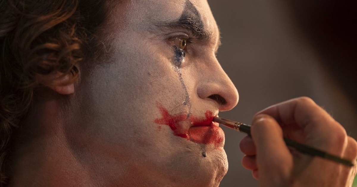 "The sound of the film ""Joker"" is getting lots of buzz."