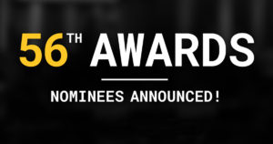 We congratulate our WB Sound Nominees for Cinema Audio Society Awards!!!